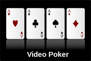 Casino games: Video Poker