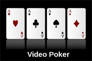 Casino games: Video Poker