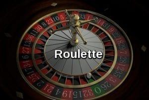 Casino games: roulette