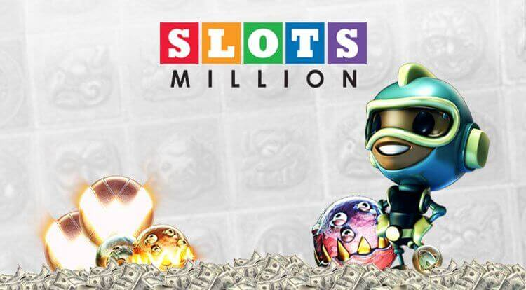 Coins of Egypt promotion at SlotsMillion