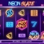 Neon Blaze Slot Review and Casinos