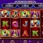 Mistress of Egypt: Diamond Spins Slot Review