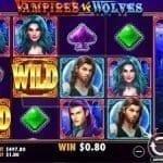 Vampires Vs Wolves Slot Review