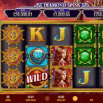 Volcano Queen: Diamond Spins Slot Review