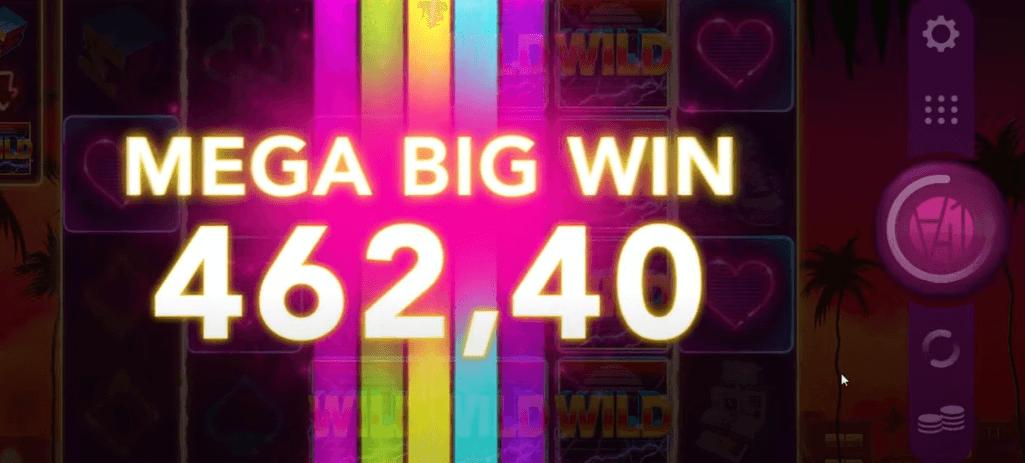 Electric Avenue Slot Mega Big Win