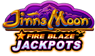 Jinns Moon Fire Blaze Jackpots Slot