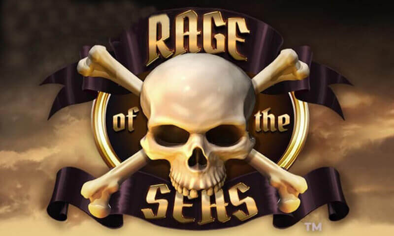 Rage Of The Seas Slot Is Developed By NetEnt