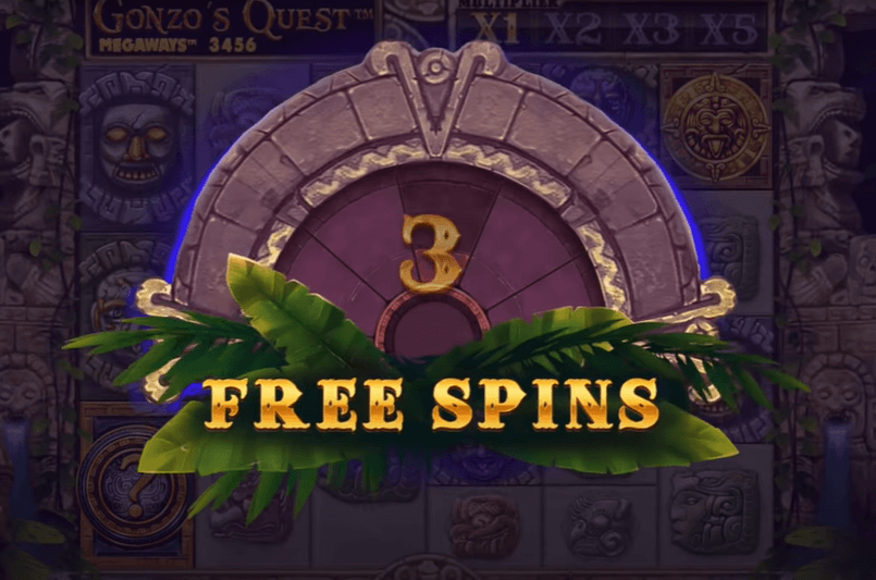 Gonzos Guest Megaways Free Spins