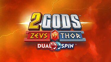 Yggdrasil&4theplayer: 2 Gods: Zeus vs Thor slot review