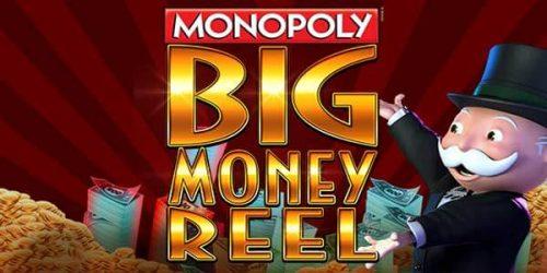 Monopoly Big Money Reel Slot Review