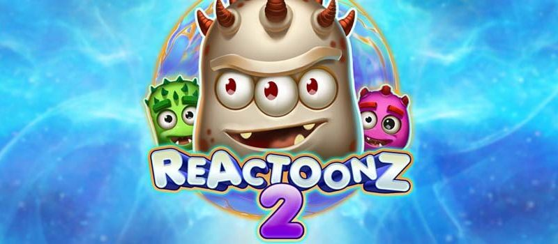 Play ´n GO: Reactoons 2 slot review