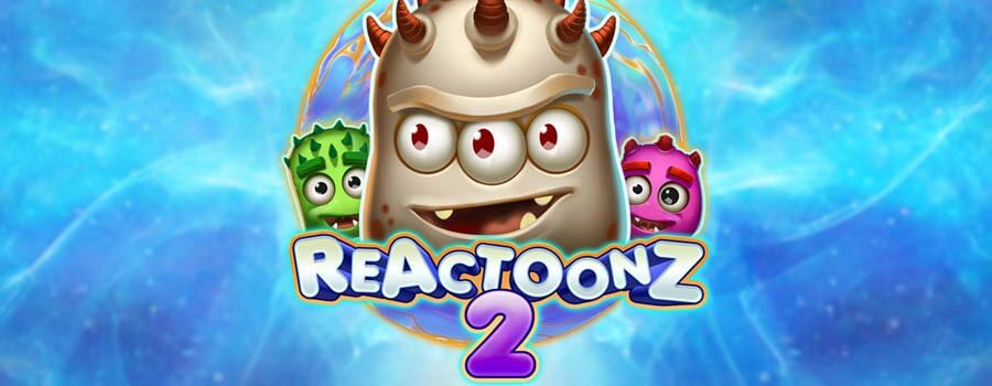 Review Of Reactoonz 2 Slot By Play ´n GO