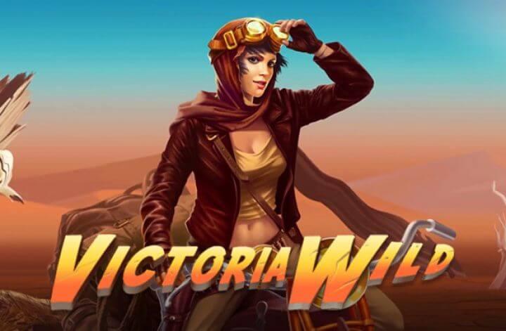 Yggdrasil&TrueLab: Victoria Wild slot review
