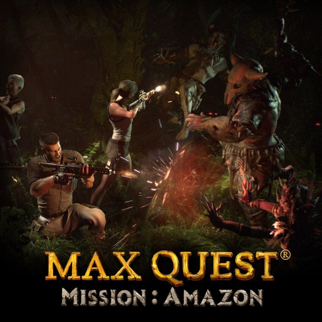 Max Quest - Mission: Amazon Slot Review