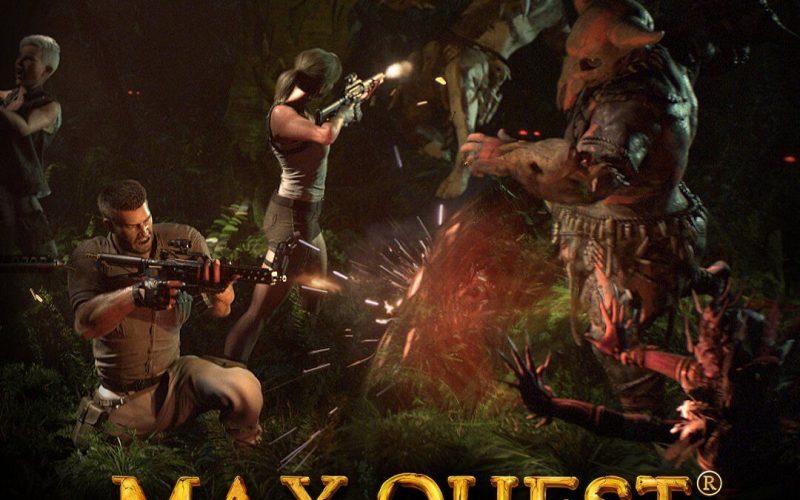 Max Quest – Mission: Amazon slot review | RTP: 97.5%
