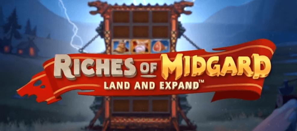 Riches of Midgard: Lahan dan Perluas Review Dan RTP