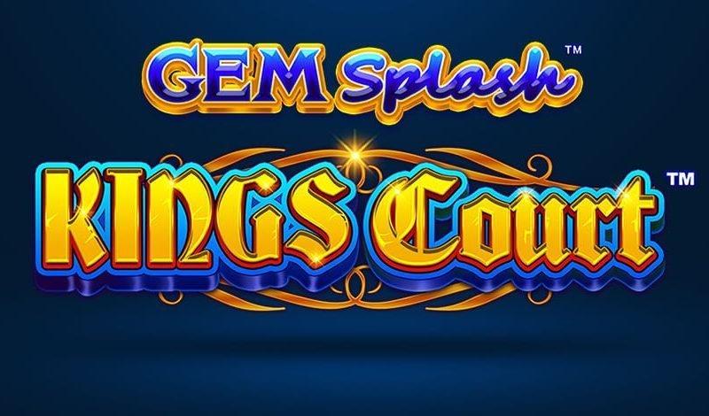 Playtech: Gem Splash: Kings Court
