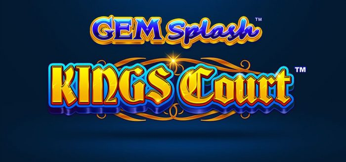 Gem Splash Kings Court Slot RTP
