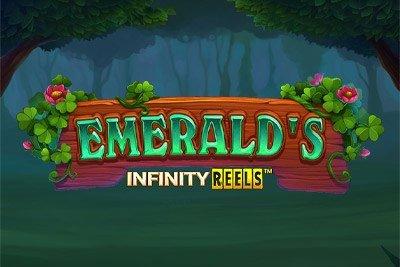 Slot Zamrud Infinity Reels Dari Relax Gaming