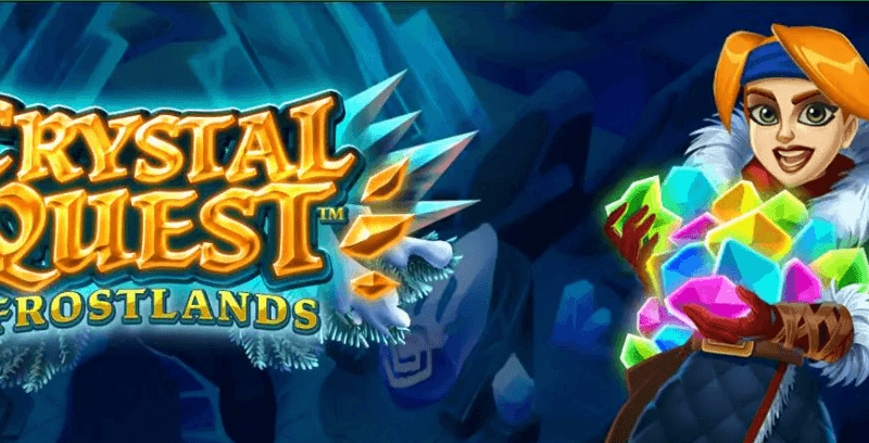 Thunderkick: Crystal Quest: Frostlands
