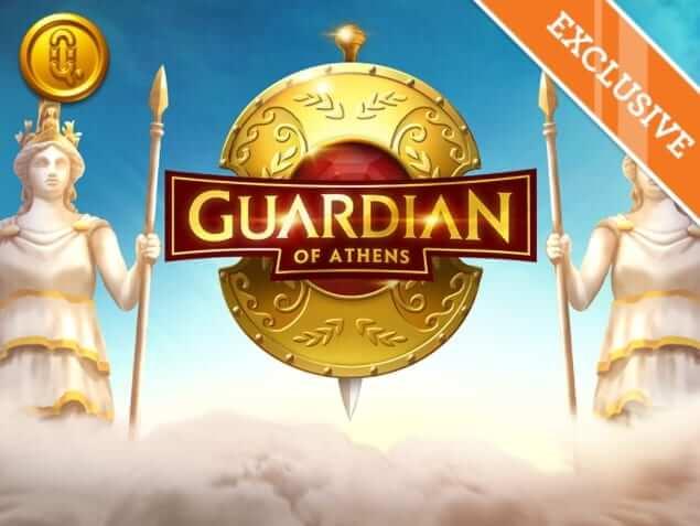 Guardians Of Athens Slot Review Dan RTP