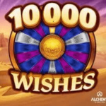 10,000 Wishes Slot RTP
