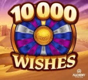 10,000 Wishes Slot RTP