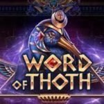 Word Of Thoth Slot Has An Average RTP