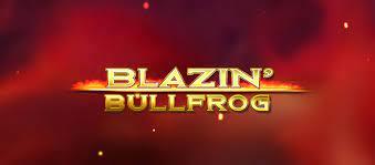 Blazin´ Bullfrog Slot Review And RTP