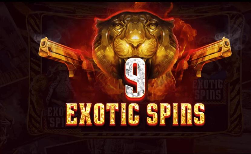 Joe Exotic Free Spins