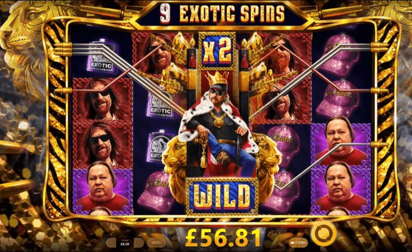 Joe Exotic Slot Review