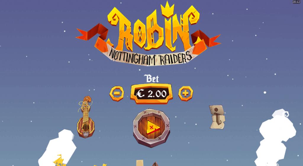 Robin Nottingham Raiders Review