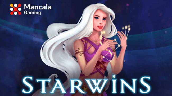 Starwins Slot By Mancala Gaming