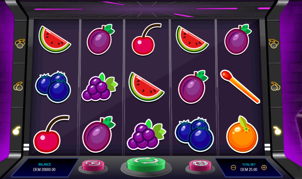 Cherry Bombs Slot Review