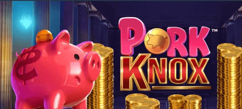 NetEnt: Pork Knox