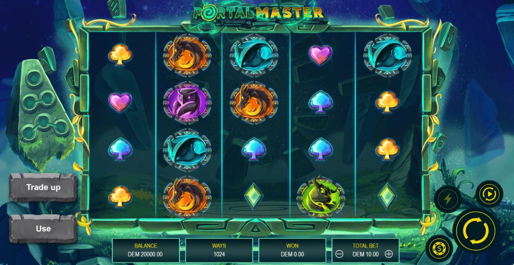 Portal Master Slot Review