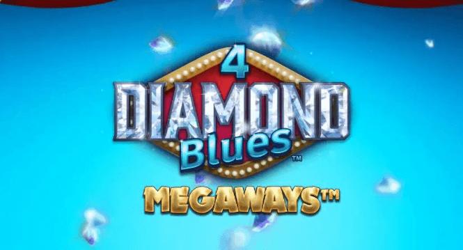 Ulasan 4 Diamond Blues Megaways Dan RTP