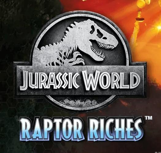 Fortune Factory Studios: Jurassic World: Raptor Riches
