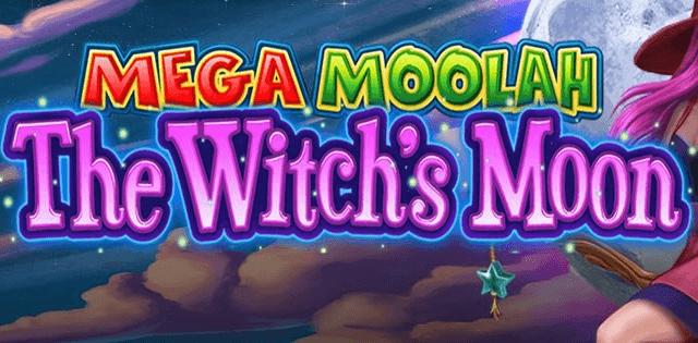 Ulasan Slot Mega Moolah the Witch's Moon