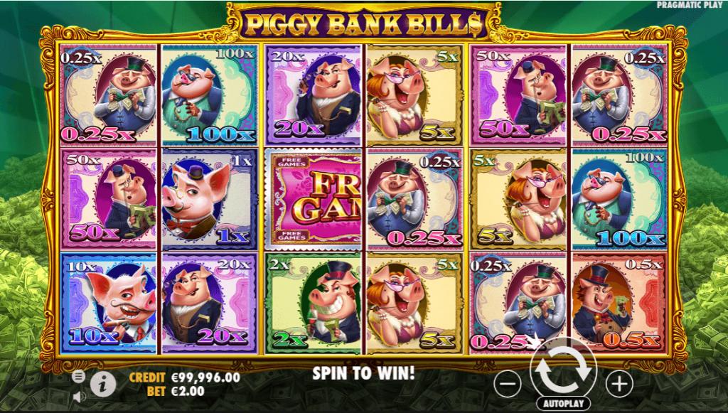 Permainan Pragmatis: Slot Tagihan Celengan