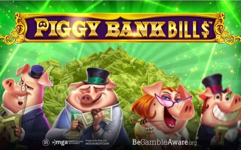 Pragmatic Play: Piggy Bank Bills