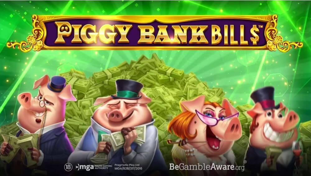 Ulasan Slot Piggy Bank Bills