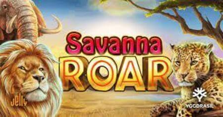 Ulasan Slot Savanna Roar