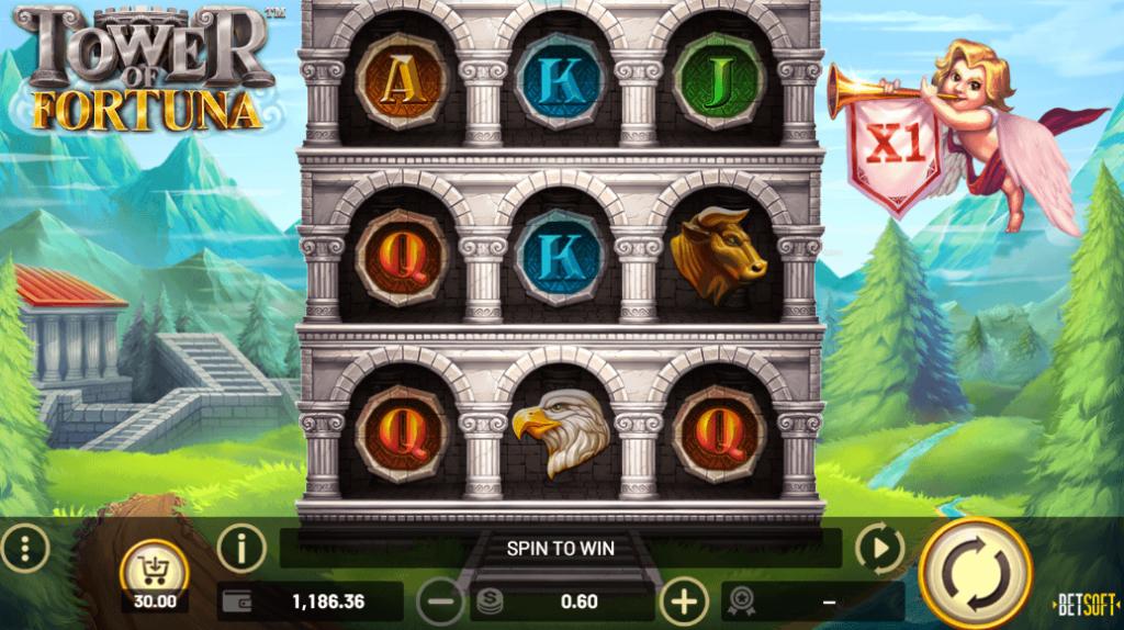 Ulasan Slot Tower Of Fortuna